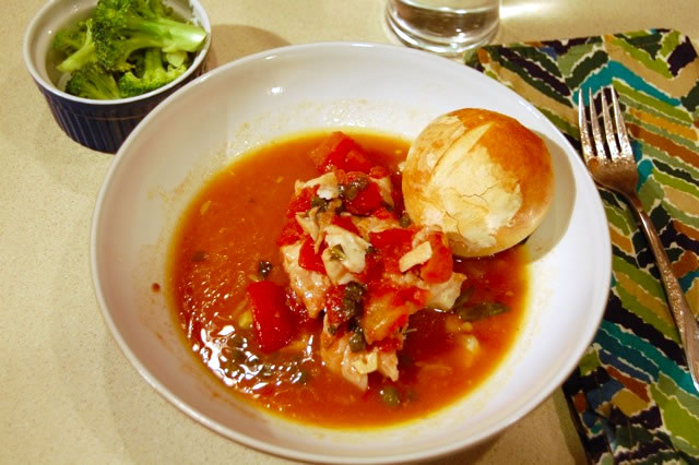 Baked Tilefish Recipe