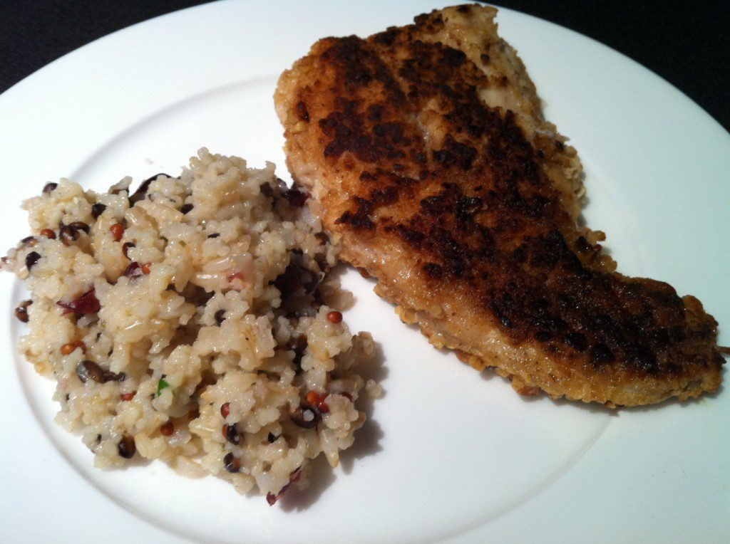 Pecan Crusted Red Drum Recipe by Locals Seafood