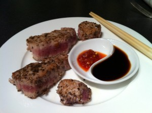 Seared Tuna Recipe by Locals Seafood