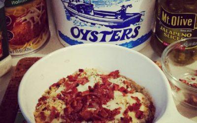 Mish's Jalapeno Oyster Casserole