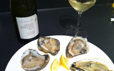 The Perfect Oyster Wine