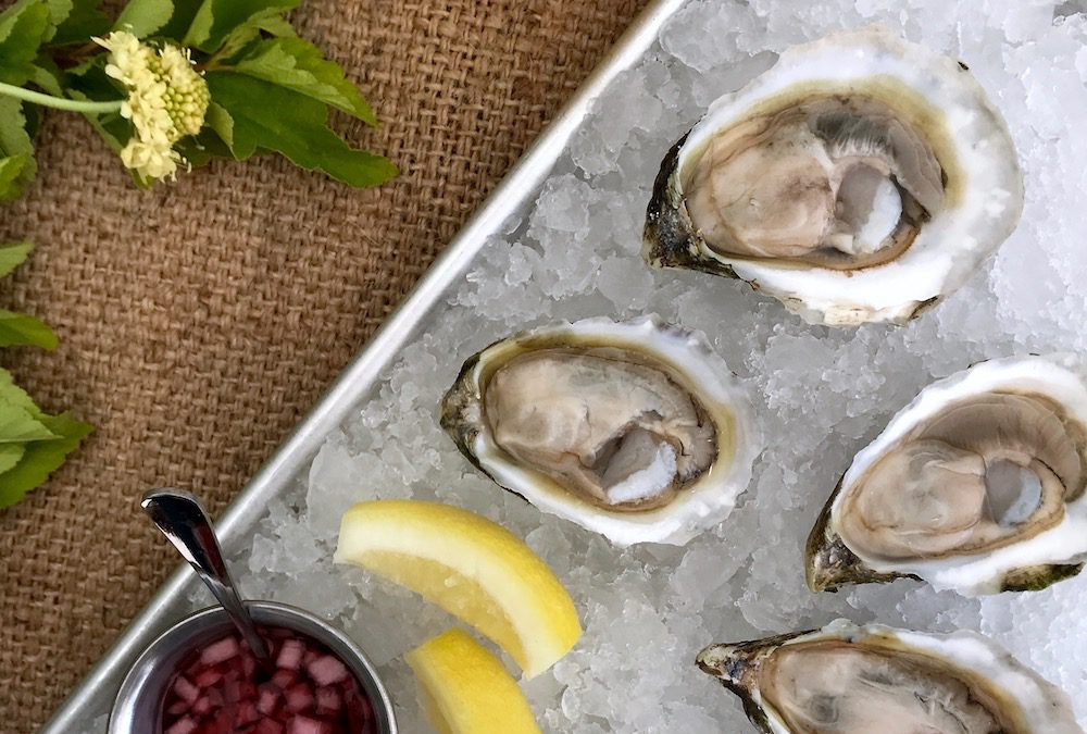 Locals is bringing NC seafood and oysters to downtown Raleigh