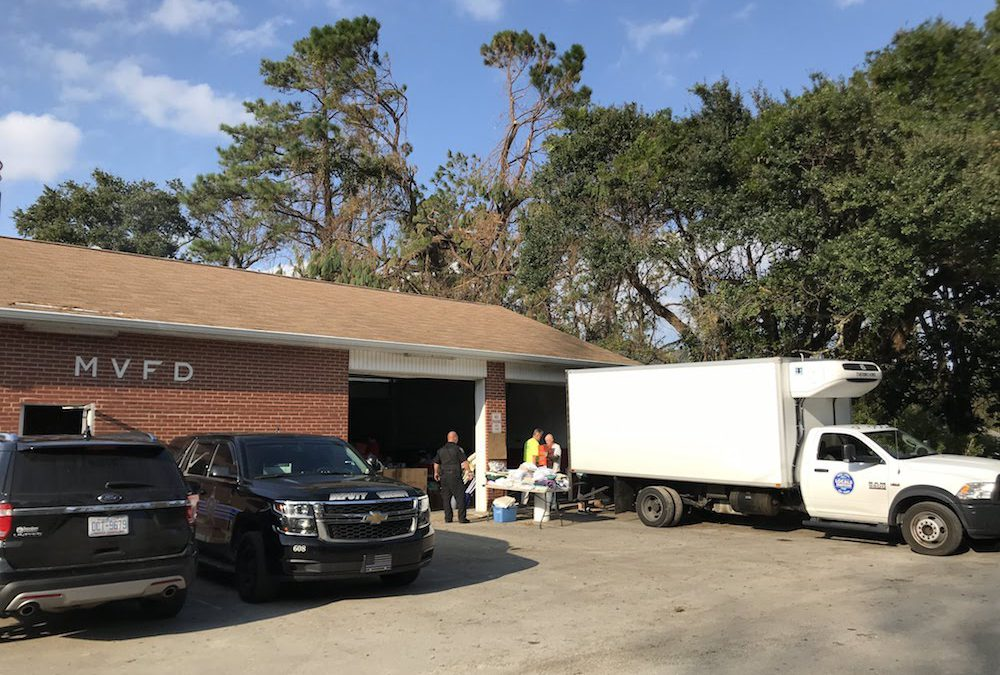 Locals Seafood delivers supplies Down East in wake of Hurricane Florence