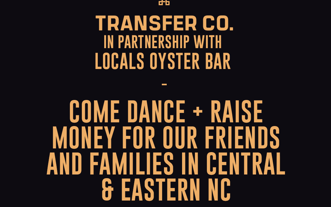 THIS IS AMERICA: A Hurricane Florence Relief Benefit + Party