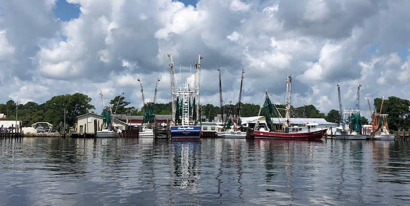 Hurricane Florence will have lasting impact on NC commercial fishing industry