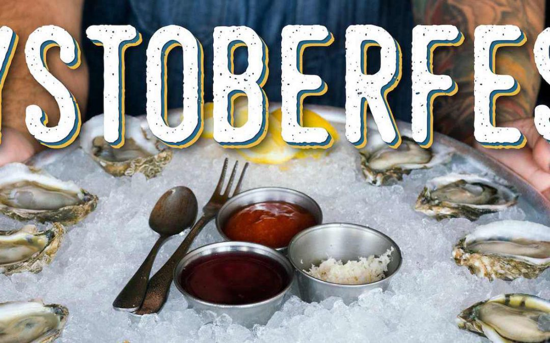 Oystoberfest goes virtual to support NC oyster farmers